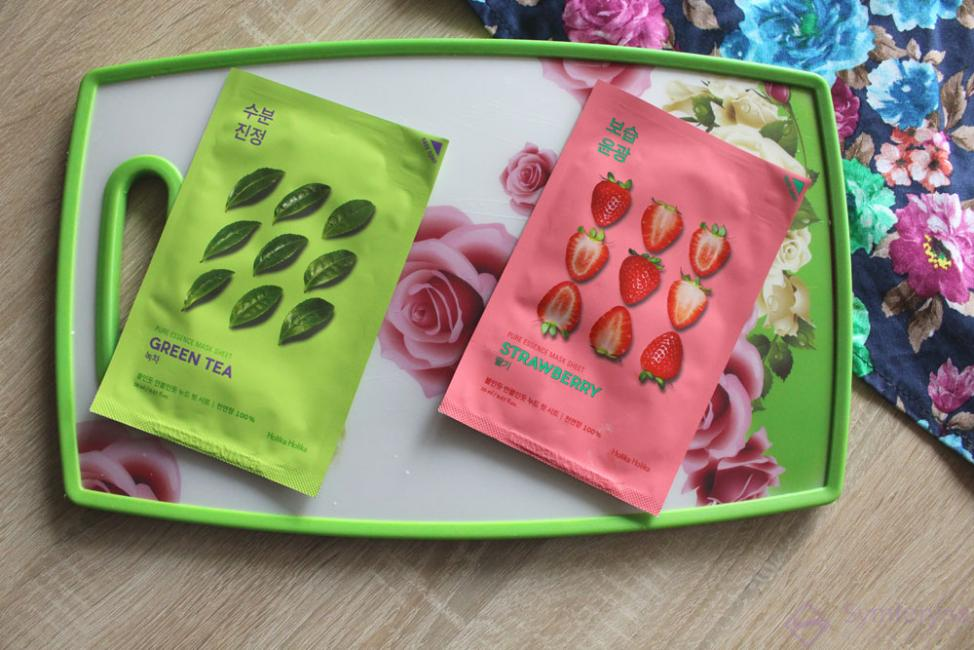 Holika Holika Pure Essence Mask Sheet – obraz posta